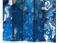 Paraván - Blue Stream II [Room Dividers]